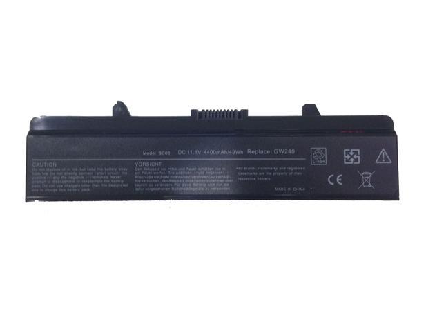 Imagem de Bateria Para  Dell Inspiron 15 1525 1526 1545 1546 Bpm5330