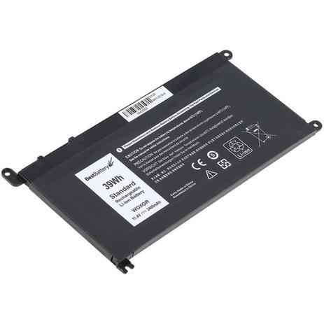 Imagem de Bateria para Notebook Dell Inspiron 15 5567