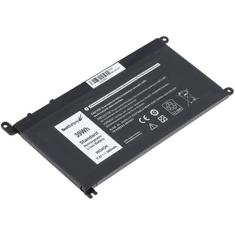 Imagem de Bateria para Notebook Dell Inspiron 15-5570