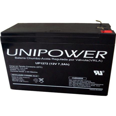 Bateria Selada Para Alarme Nobreak 12v 7.2a Up1272 Unipower ... 7c9ecc266f445