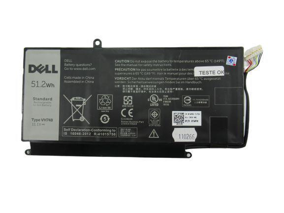 Imagem de Bateria Vh748 Para Ultrabook Vostro 5470 A30