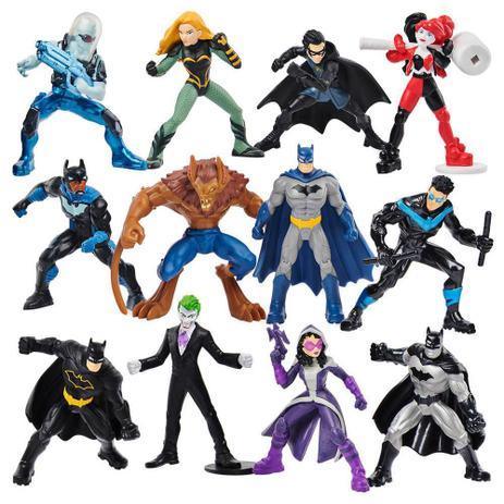 Imagem de Batman - Mini Figuras De 5 cm SORTIDOS