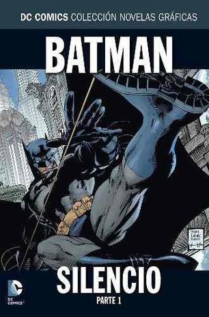 Imagem de Batman Silencio - Dc Graphic Novels - Parte 1
