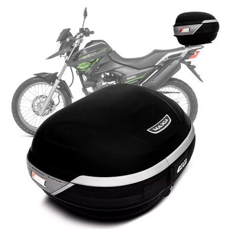 006907b3897 Bau Bauleto Moto Givi E52 Maxia 52 Litros | Menor preço com cupom
