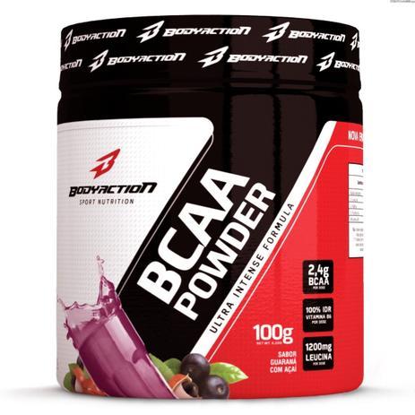 Imagem de Bcaa Aminoácido Muscle Builder Powder 100g