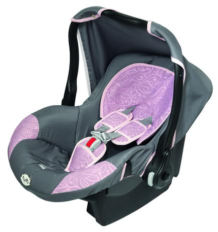 Imagem de Bebê Conforto Nino Upper  Rosa - Tutti Baby