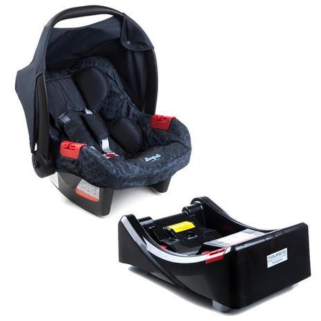 Imagem de Bebê Conforto Touring Evolution Se Netuno + Base Burigotto