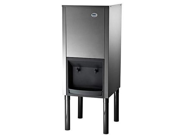 Bebedouro de Coluna Refrigerado Inox - IBBL CAR 100 - 110V