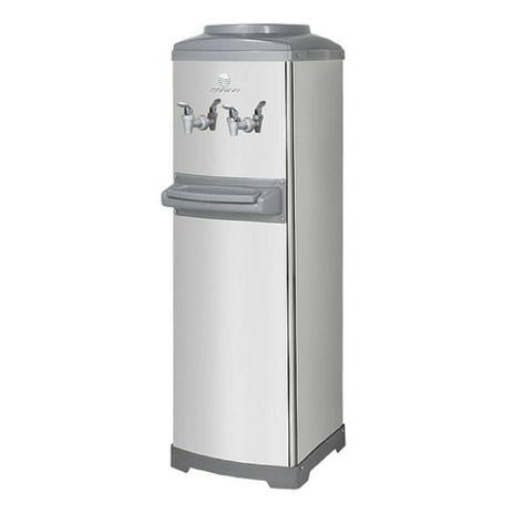 Imagem de Bebedouro Refrigerado Por Compressor De Coluna Aço Inox K10
