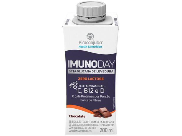 Imagem de Bebida Láctea Piracanjuba Imunoday Zero Lactose