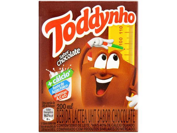 Imagem de Bebida Láctea Toddynho Chocolate 200ml