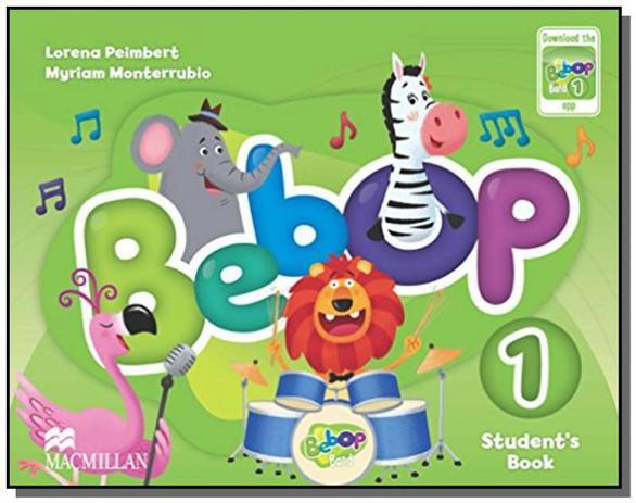 Imagem de Bebop: students book pack - level 1