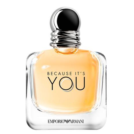 7d24bbb547ec6 Because its You She Giorgio Armani Perfume Feminino - Eau de Parfum ...