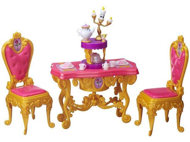 Imagem de Belles Be Our Guest Dining Set Disney Princess