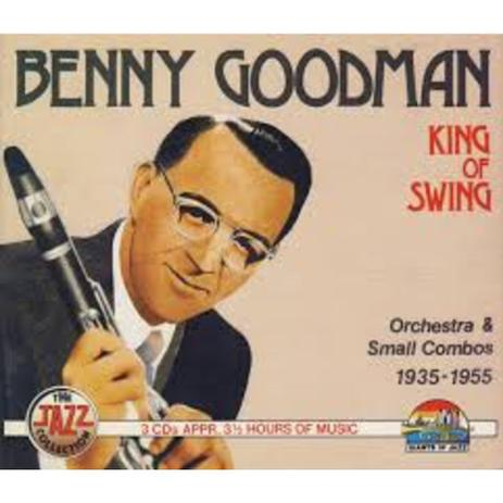Imagem de Benny goodman - the king of swing