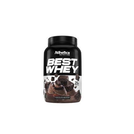 7058eca2406 Best Whey 900g - Atlhetica Nutrition - BCAA - Magazine Luiza