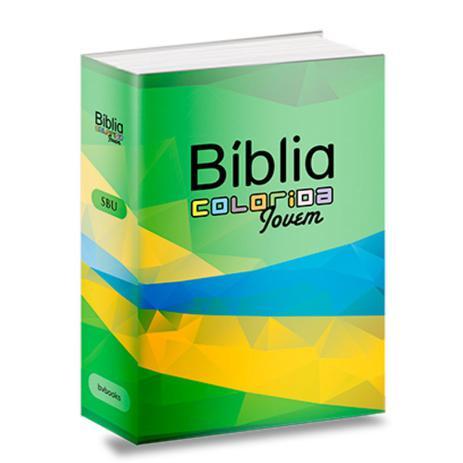 Imagem de Bíblia Colorida Jovem - Brasil
