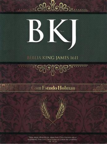 Imagem de Biblia de estudo holman duotone - marrom com preta
