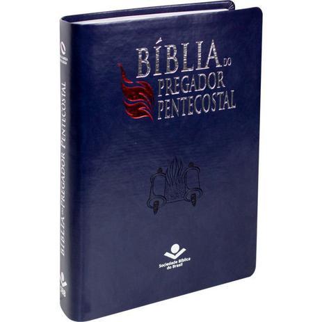 Imagem de Biblia Do Pregador Pentecostal Atualizada Naa Grande + Caixa