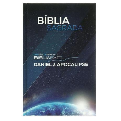 Imagem de Bíblia Fácil Com Guia De Estudo Daniel E Apocalipse CPB