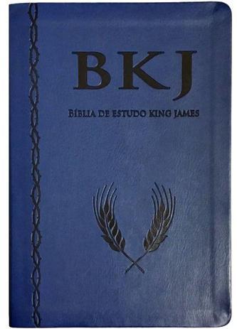 Imagem de Bíblia King James De Estudo