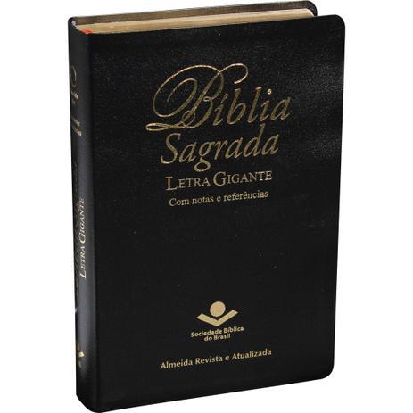 Imagem de Bíblia Sagrada Letra Gigante