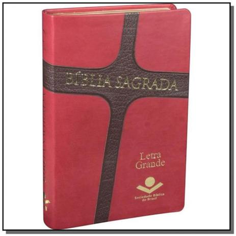 Imagem de Bíblia Sagrada Letra Grande