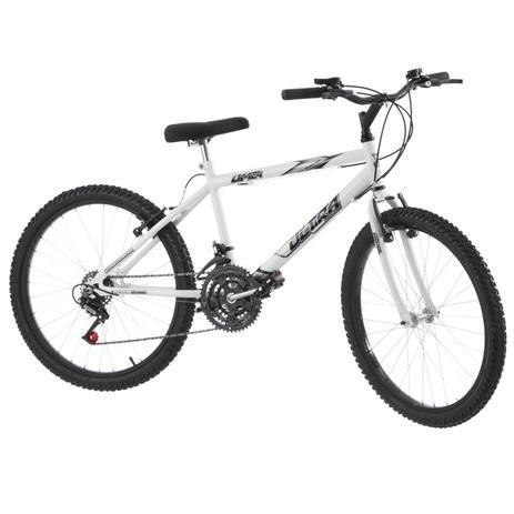 Imagem de Bicicleta 18 Marchas Aro 24 Branco Pro Tork Ultra