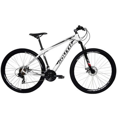 Imagem de Bicicleta 29 21m branco t17 f disco legend imp south