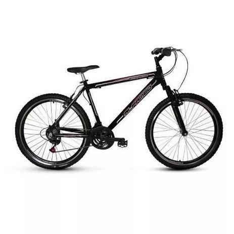 Imagem de Bicicleta Alfameq Ecensse Aro 26 Freio Vbreak 21 Marchas Preta
