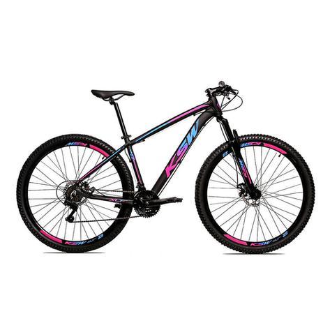 Imagem de Bicicleta Alumínio Aro 29 Ksw Shimano TZ 24 Vel Ltx KRW20
