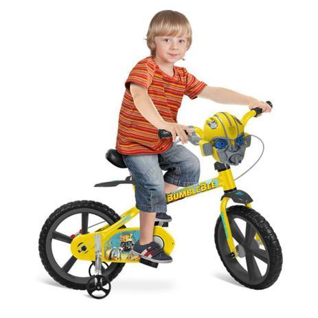 8086f2432 Bicicleta Aro 14 Transformers - Bandeirante - Bicicleta Infantil ...