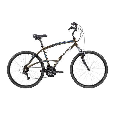 14a5d4d18 Bicicleta Aro 26 - 21 Marchas 400 Lazer Verde - Caloi - Bicicleta ...