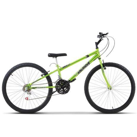 Imagem de Bicicleta Aro 26 Rebaixada Chrome Line Aço Carbono Ultra Bikes
