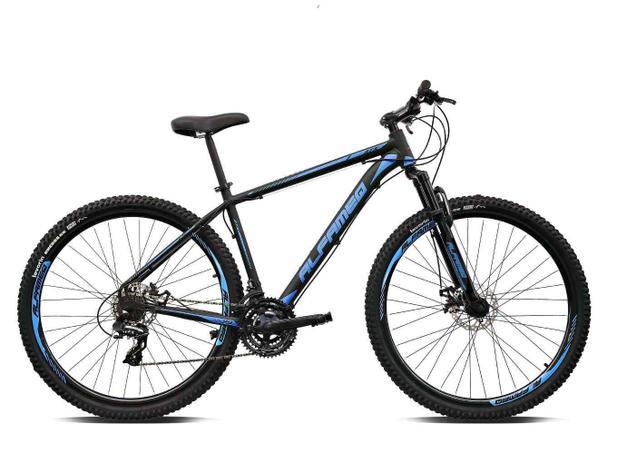 Imagem de Bicicleta Aro 29 Alfameq ATX 27v Hidráulico K7 e Trava