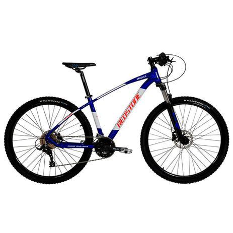 Imagem de Bicicleta Aro 29 Mtb Redstone Aquila Alumínio 27v Azul