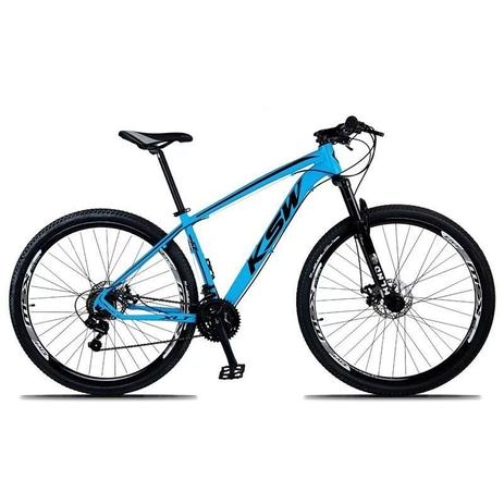 Imagem de Bicicleta Aro 29 Xlt Cambios Shimano 21v Preto Azul Ksw