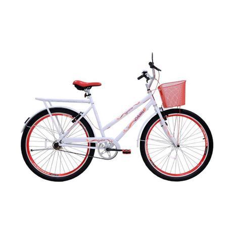 Imagem de Bicicleta Cairu Aro 26 Cesta Feminino Personal Genova 311010