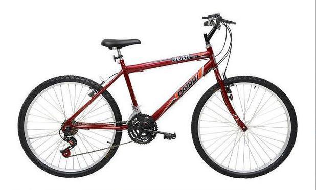 Imagem de Bicicleta Cairu MTB Flash Aro 26 21 Marchas Masculina