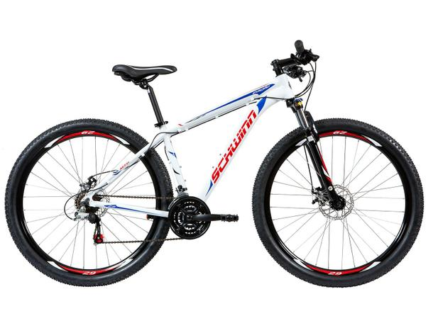 90ef0b0f1 Bicicleta Caloi Schwinn Eagle Aro 29 21 Marchas - Suspensão Dianteira Quadro  de Alumínio