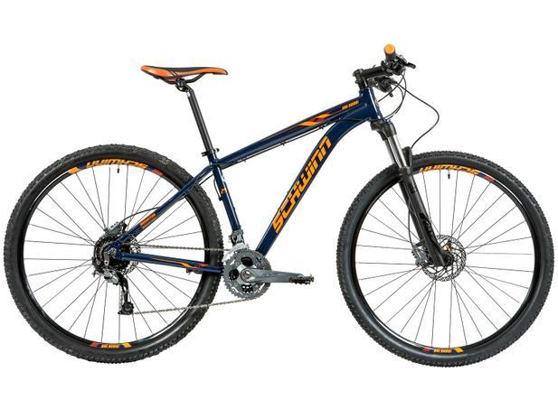 dcd77ccc7 Bicicleta Caloi Schwinn Kalahari T17 Aro 29 - 27 Marchas Suspensão  Dianteira Quadro Alumínio