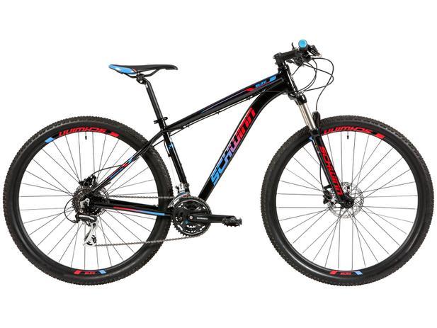 4889f5f42 Menor preço em Bicicleta Caloi Schwinn Mojave T19 Aro 29 - 24 Marchas  Suspensão Dianteira Quadro