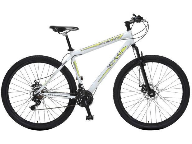 e03a1461b Bicicleta Colli Bike Force One Aro 29 21 Marchas - Suspensão Dianteira  Câmbio Shimano Freio à Disco