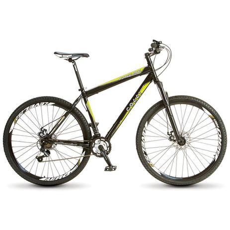 86e9448b4 Bicicleta Colli Force One MTB400 Aro 29 21 Marchas Freios a disco Dianteiro  e Traseiro - Colli bike