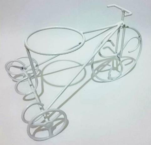 Imagem de Bicicleta com Suporte para Vaso ou Copo