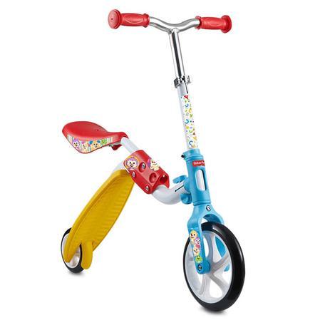 1324a070b Bicicleta de Equilíbrio e Patinete 2 Em 1 Fisher Price - ES164 ...