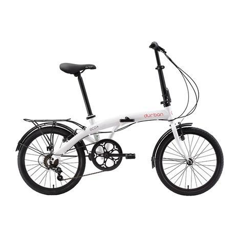 Imagem de Bicicleta dobrável durban eco+ aro 20 6 marchas shimano