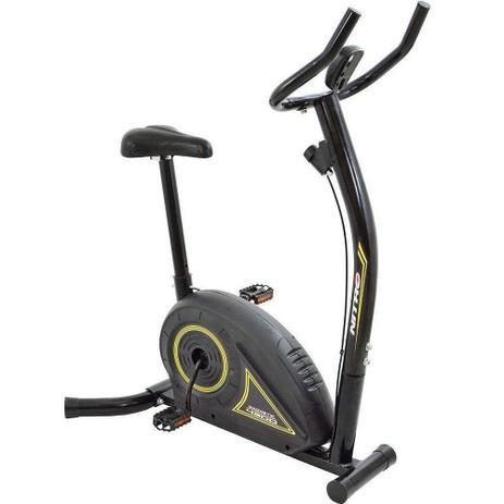 Imagem de Bicicleta Ergométrica POLIMET Nitro Magnética 4300