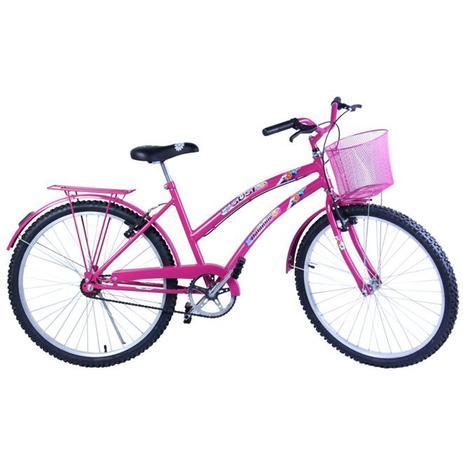 Bicicleta Feminina Passeio Aro 24 Susi - Dalannio bike - Bicicleta ... 0c2c1ddd289ac
