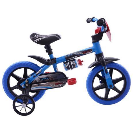 58d2050e8 Bicicleta Infantil Aro 12 Cairu Veloz Nathor - Ciclismo - Magazine Luiza